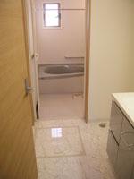 浴室・洗面脱衣所の防水