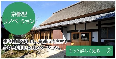 京都型リノベーション