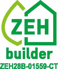 ゼロホームは「ZEHビルダー」登録企業です