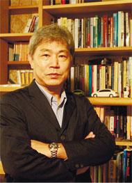 小倉山・嵯峨二尊院プロジェクト 委員会 代表 立命館大学教授 リム・ボン 氏