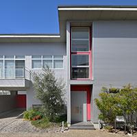 芦屋 ホビーガレージと大空間の家