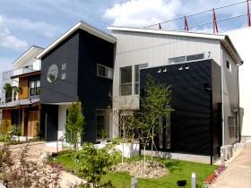 松ヶ崎 ヒメシャラの家
