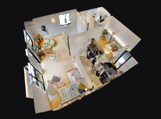 ゼロホーム守口展示場 3Dモデルハウス