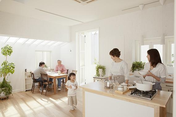 二世帯住宅で相続税対策。「小規模宅地等の特例」とは?