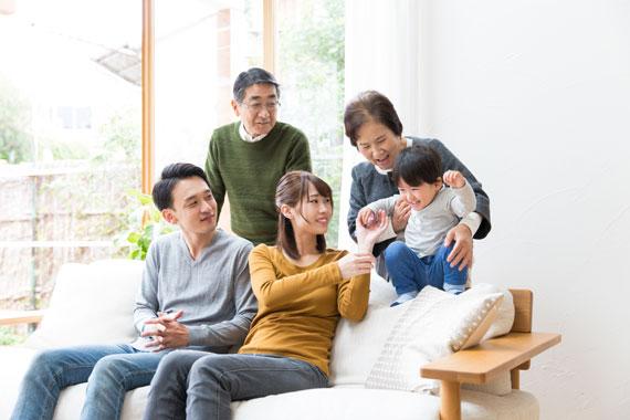 家族みんなで快適に。二世帯住宅の間取りについて