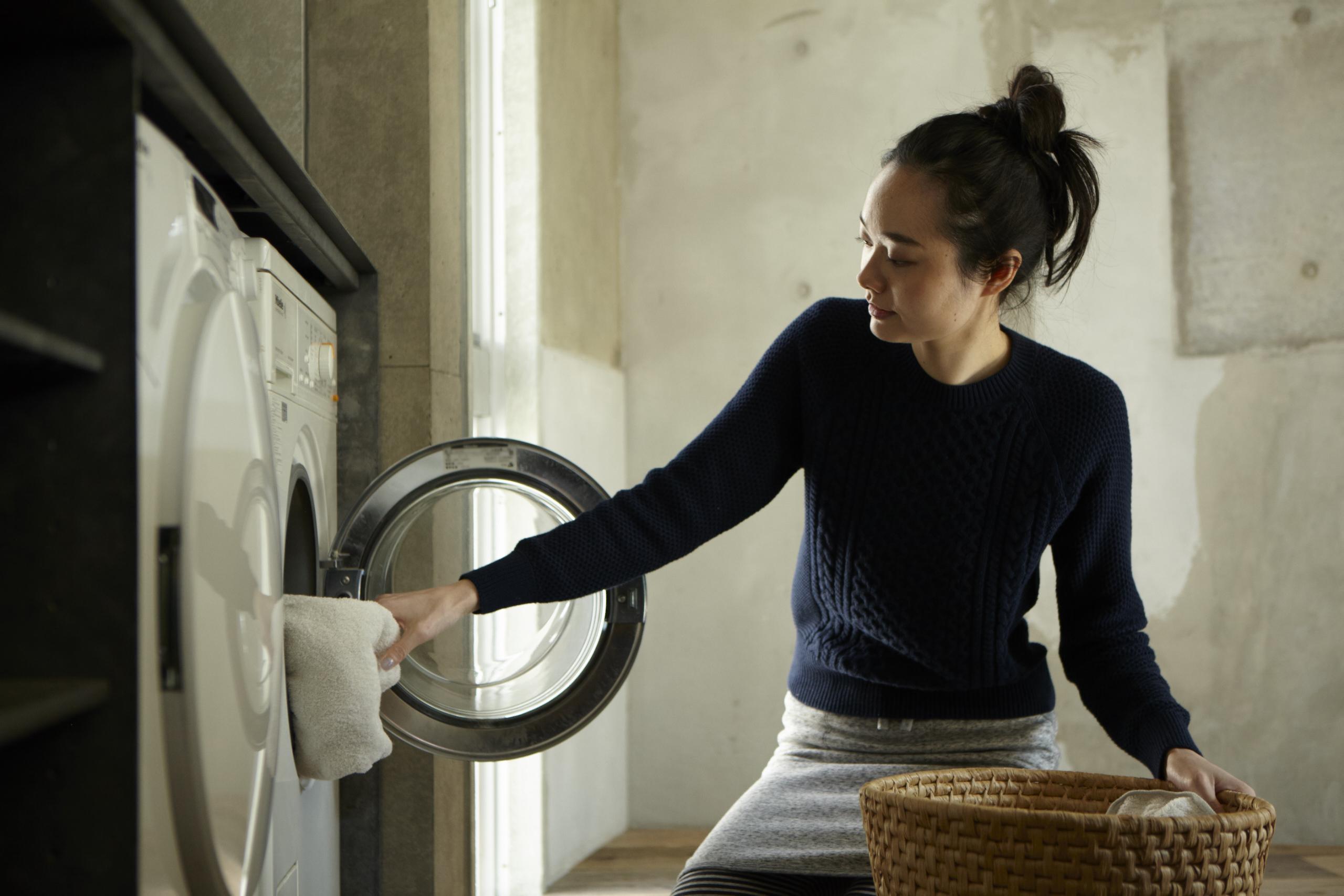 ランドリールームとは?おしゃれに効率よく洗濯しよう!