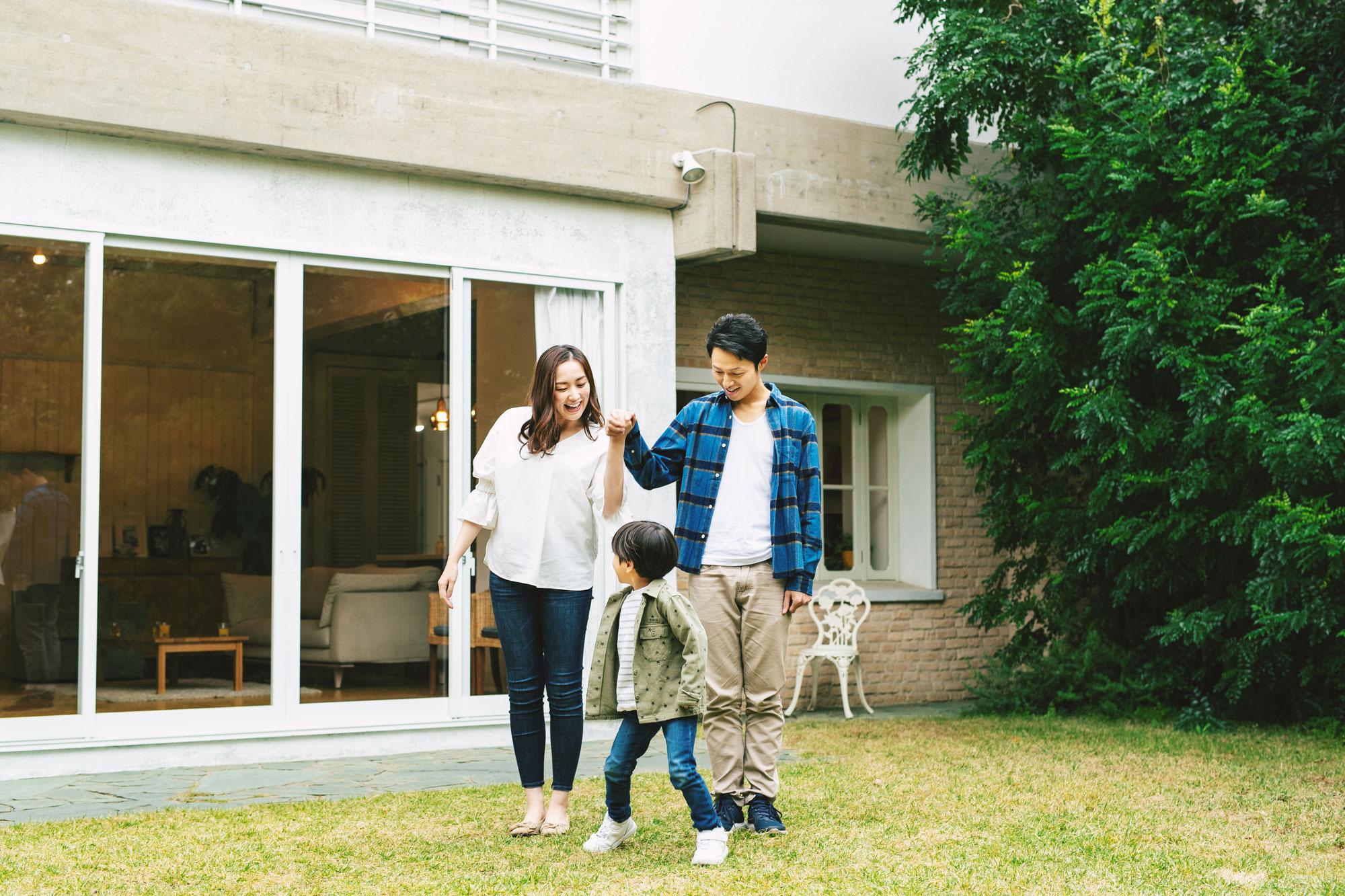 庭付き住宅は実際住みやすいの?メリットとデメリットを知ろう!